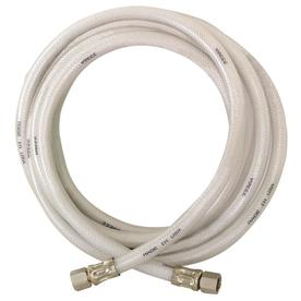 EASTMAN 20-ft 400 PSI PVC Ice Maker Connector