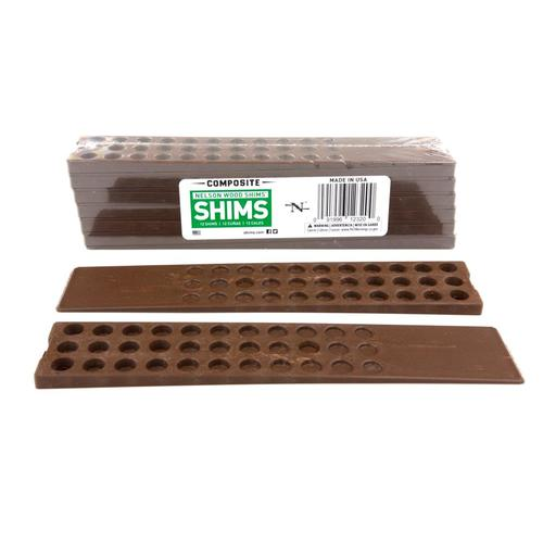 A shim is a triangle piece of wood. The builder uses two of them one from each side small end in first to level the door frame.  sc 1 st  Modern Self Protection & Make Your Front Door More Secure | Modern Self Protection pezcame.com