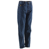 BERNE APPAREL Men's 34x36 Stone Wash Dark Denim HRC 2 Work Pants