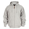 BERNE APPAREL Men's Medium-Long Heather Grey Sweatshirt