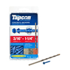 Tapcon 75-Count 3/16-in x 1-1/4-in Concrete Screws