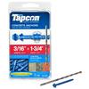 Tapcon 75-Count 3/16-in x 1-3/4-in Concrete Screws