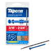 Tapcon 75-Count 3/16-in x 2-3/4-in Concrete Screws