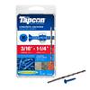 Tapcon 75-Count 3/16-in x 1-1/4-in Concrete Screws