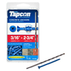 Tapcon 75-Count 3/16-in x 2-3/4-in Concrete Screws