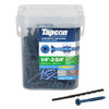 Tapcon 150-Count 1/4-in x 2.75-in Coated Self-Tapping Concrete Screw