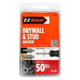 E-Z Ancor 50-Pack Drywall Anchors