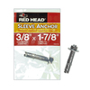 Red Head Tapcon 3/8-in x 1-7/8-in Hex Head Sleeve Anchor