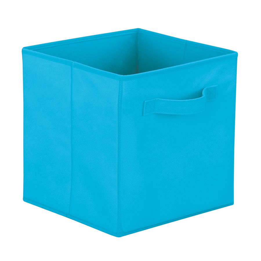Shop Real Organized Pastel Cube Storage Bin At