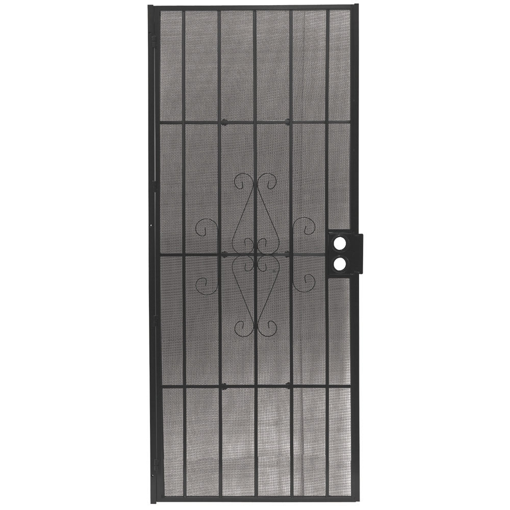 Security screen doors lowes home