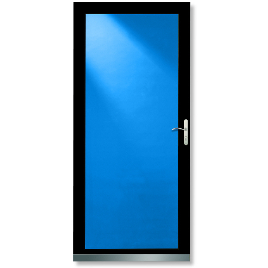 Glass Storm Doors : Glass replacement storm door