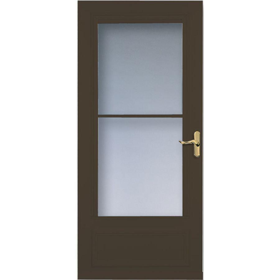 Storm Doors Lowe S On Sale : Enlarged image