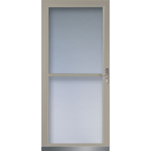 Roll up door screens lowe 39 s bing images for Storm door with roll up screen