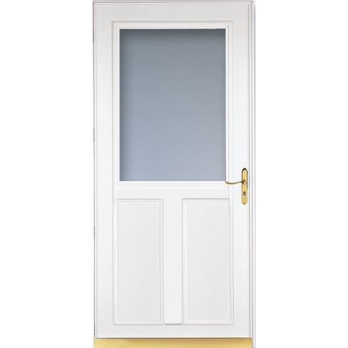 Lowe S Security Storm Doors : Security doors door bar lowes