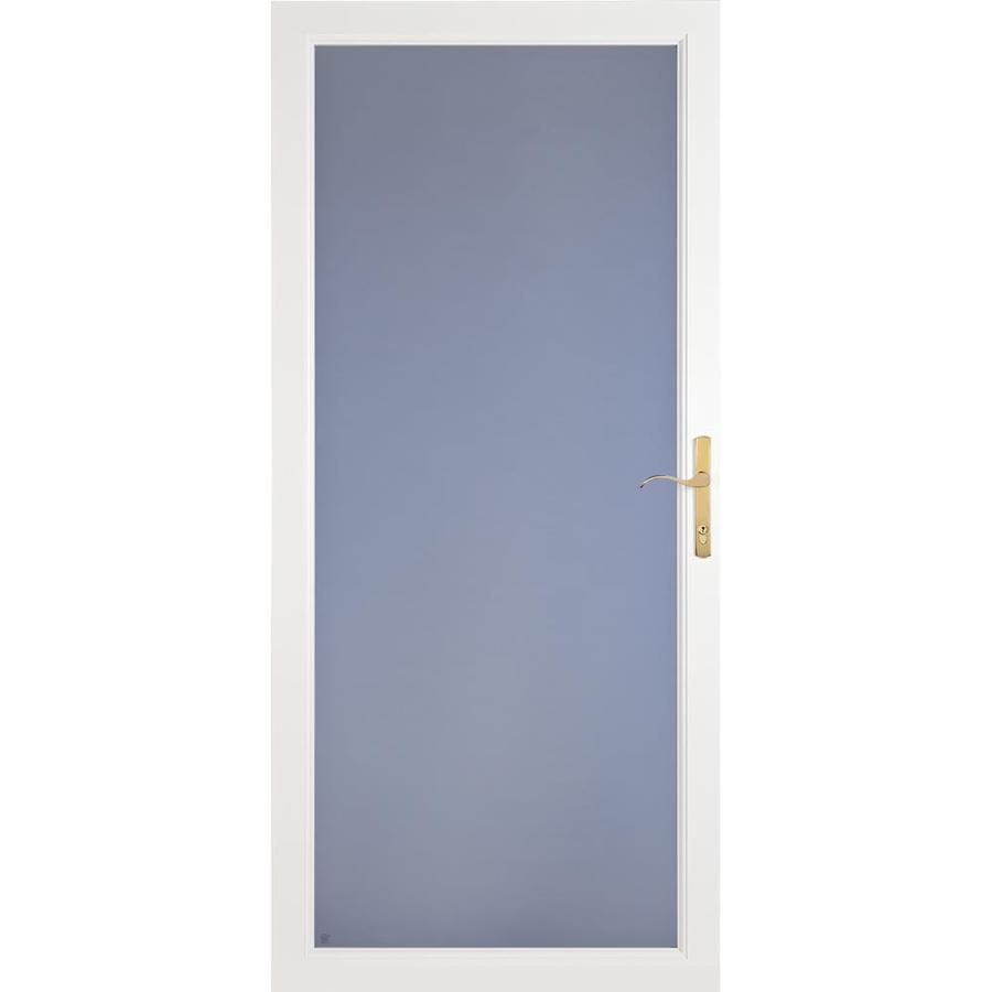 Lowe S Security Storm Doors : Storm doors larson autos post