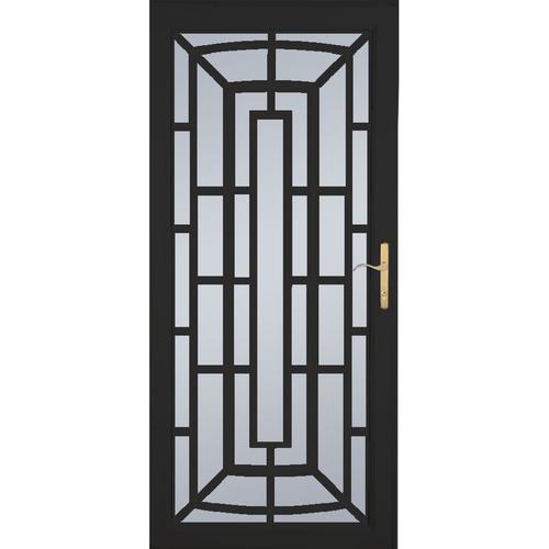Security doors lowes security door for Security storm doors