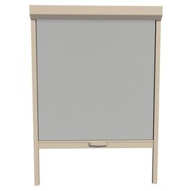 Shop larson 48 in x 72 in desert tan retractable screen for Retractable screen door repair