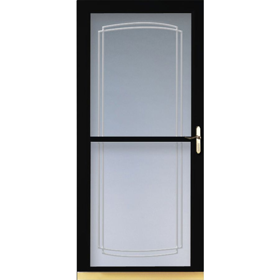 Enlarged image for Retractable screen door replacement