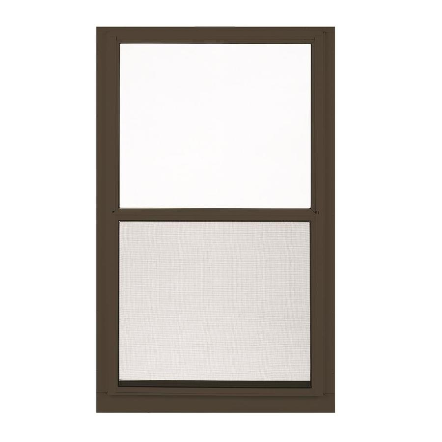 Shop larson 28 in x 39 in low e storm aluminum storm for Aluminum storm windows