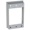 Hubbell TayMac 9.5-cu in 1-Gang Metal New Work Weather Resistant Wall Electrical Box