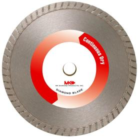 MK Diamond Products 7-in Turbo Circular Saw Blade