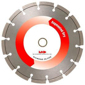 MK Diamond Products 7-in 14-Tooth Segmented Circular Saw Blade