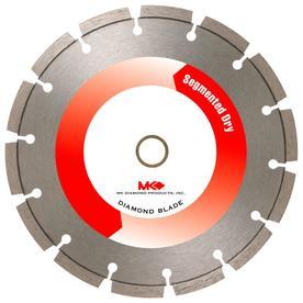 MK Diamond Products 7-in 14-Tooth Segmented Diamond Circular Saw Blade
