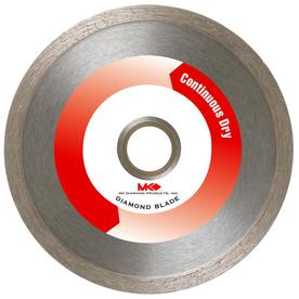 MK Diamond Products 4-in Continuous Diamond Circular Saw Blade