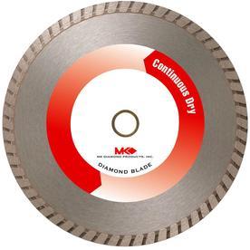 MK Diamond Products 7-in Turbo Diamond Circular Saw Blade