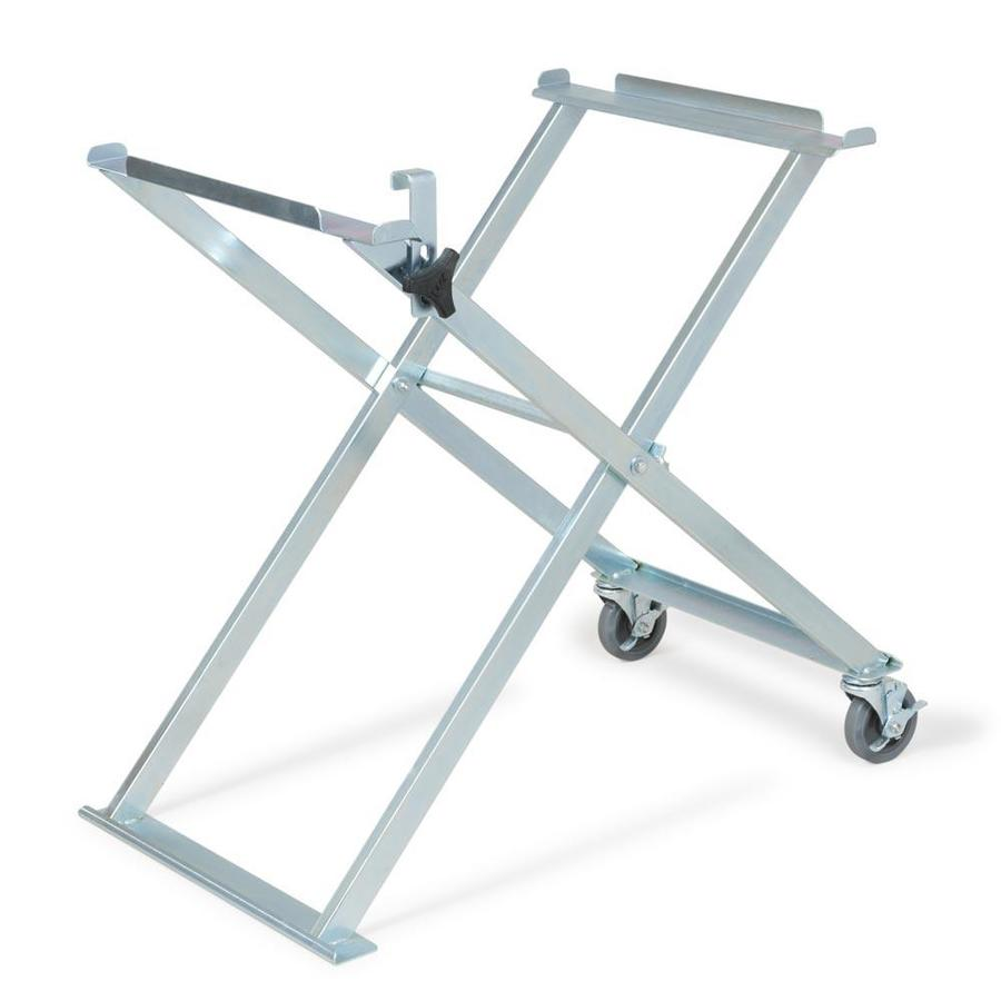 Shop Mk Diamond Products Portable Tile Saw Stand With Casters At