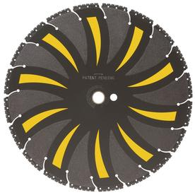 MK Diamond Products 12-in 18-Tooth Segmented Circular Saw Blade