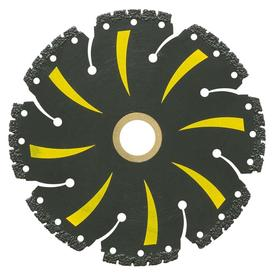 MK Diamond Products 4-1/2-in 8-Tooth Segmented Circular Saw Blade