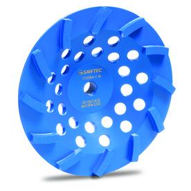 MK Diamond Products 7-in Cup Wheel Diamond Circular Saw Blade