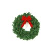 Holiday Living 24-in Green Artificial Wreath