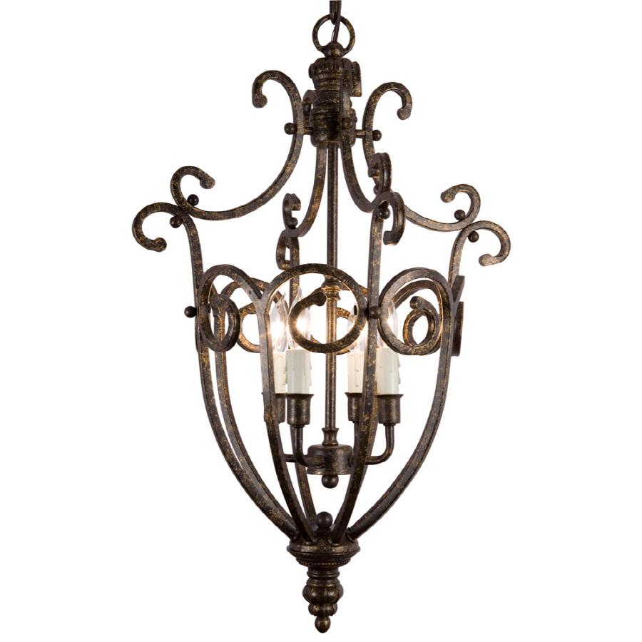 Foyer Chandelier Lowes : Shop portfolio light chandelier at lowes