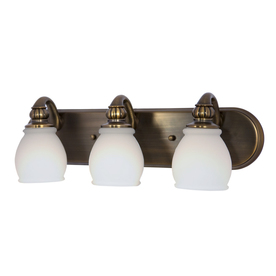 Pfister 3-Light Bronze Bathroom Vanity Light