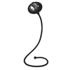 Checkolite International 9.5-in Adjustable Black LED Clip-On Desk Lamp with Plastic Shade