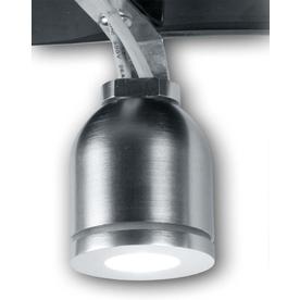 Checkolite International 6-Pack 3.49-in H Aluminum Outdoor Wall Lights