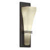 Portfolio 4-3/8-in W 2-Light Bronze Pocket Wall Sconce
