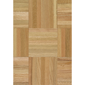 Hartco 12-in W x 12-in L Oak 5/16-in Solid Hardwood Flooring