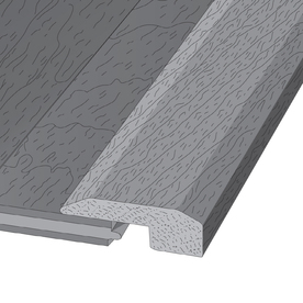Hartco 2-in x 78-in Chestnut Oak Threshold Floor Moulding