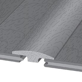 Hartco 2-in x 78-in Walnut Natural T-Floor Moulding