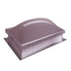 Skyview 52-1/4-in x 28-1/4-in x 9-1/2-in Fixed Skylight with Shade