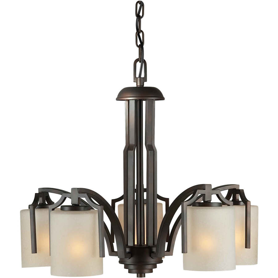 shop shandy 5 light antique bronze chandelier at