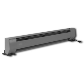 King 48.125-in 120-Volt 1,000-Watt Standard Electric Baseboard Heater