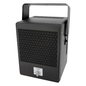 King 5000-Watt Electric Garage Heater with Thermostat