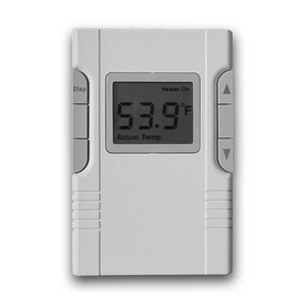 King Rectangle Electronic Non-Programmable Thermostat