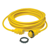Gardner Bender 50-ft 10 AWG Yellow STW Power Cord