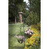 Garden Treasures 84-in Steel-Painted Metal Shepherd's Hook