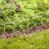 Garden Treasures White Steel Garden Fencing (Actual: 14-in)